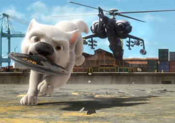 Bolt un perro fuera de serie for Animales fuera de serie