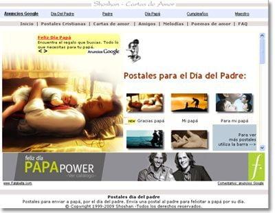 Postales Virtuales día del Padre