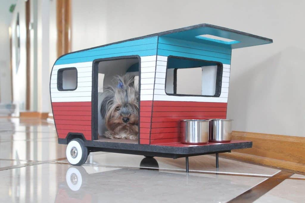 casetas para perros pequeños