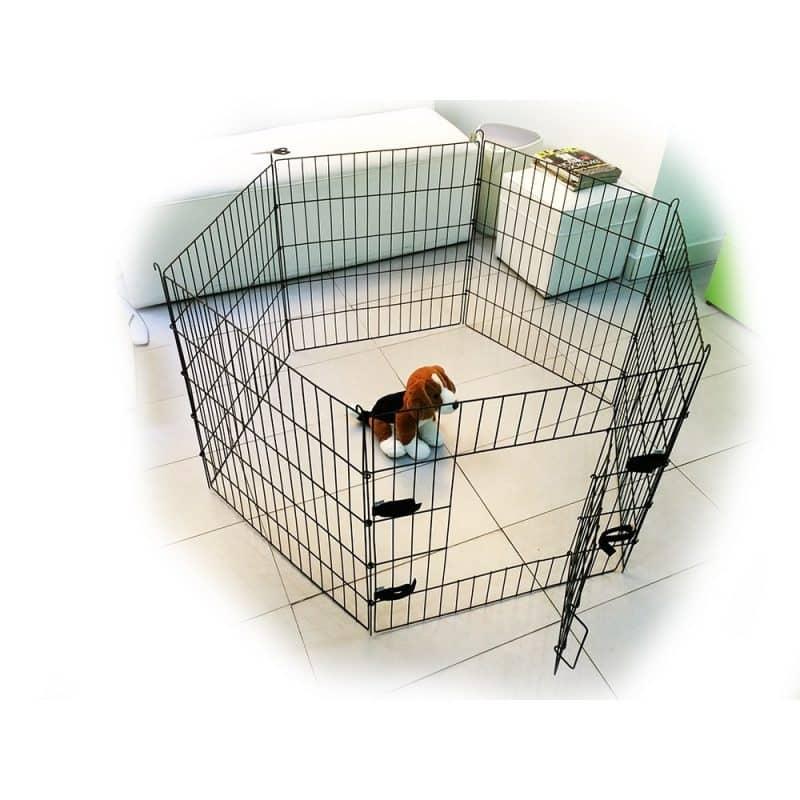 jaulas para perros ensamblables